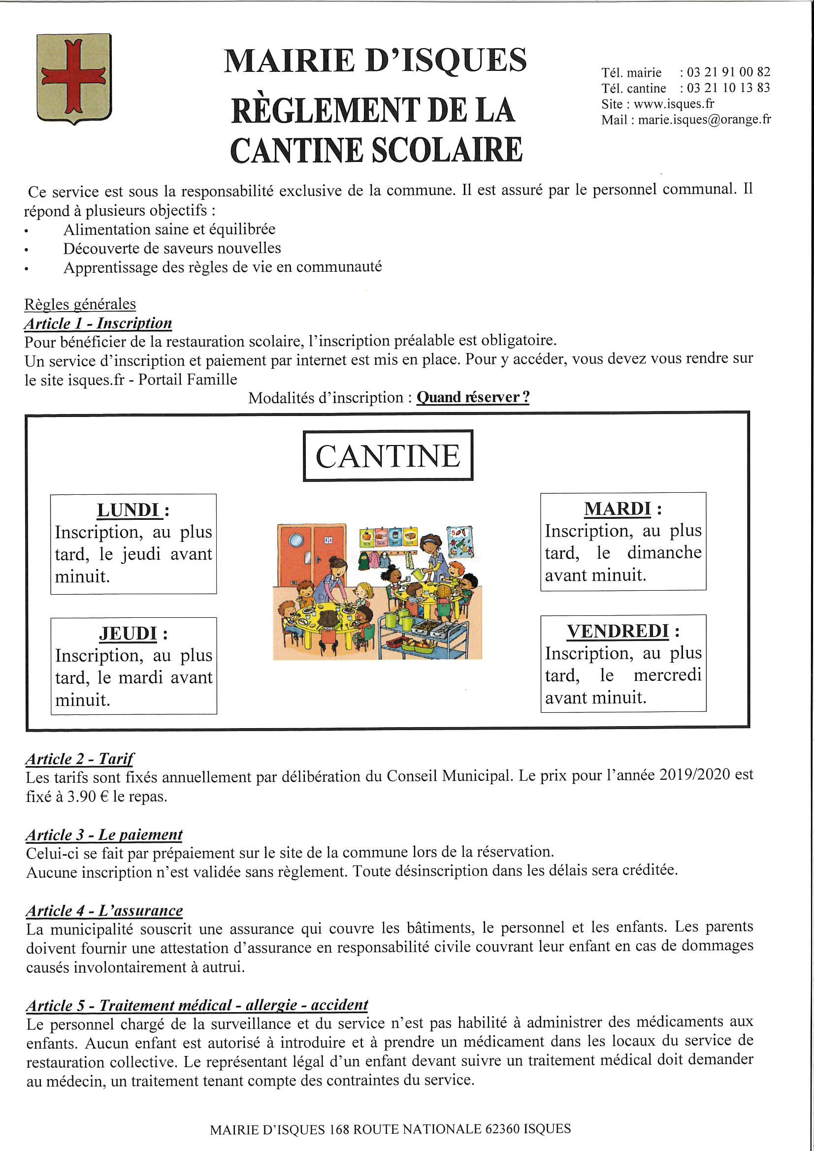 Réglement cantine (1)