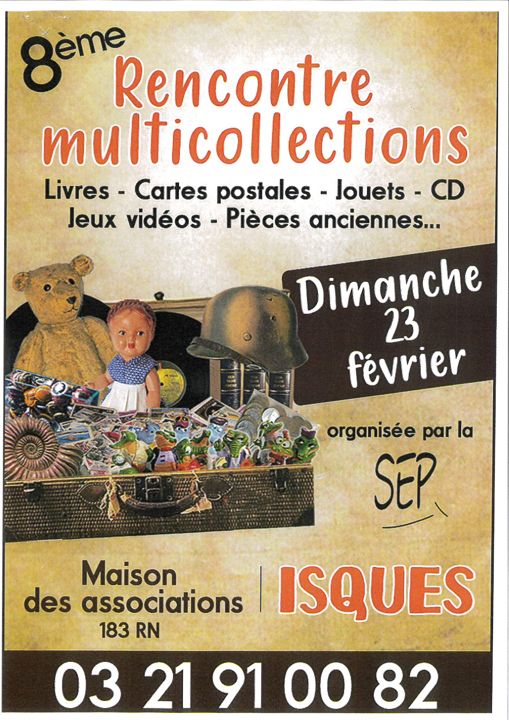 Rencontre multi collection sep