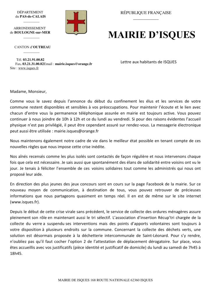 lettre aux habitants-1